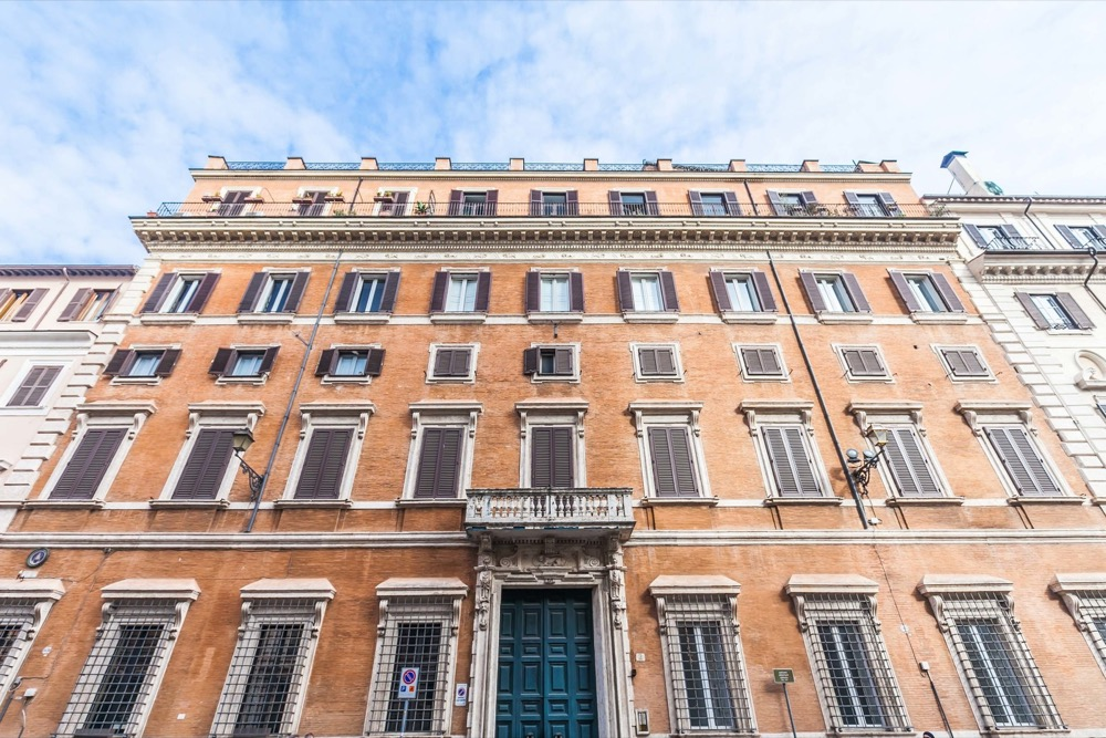 The Palazzetto