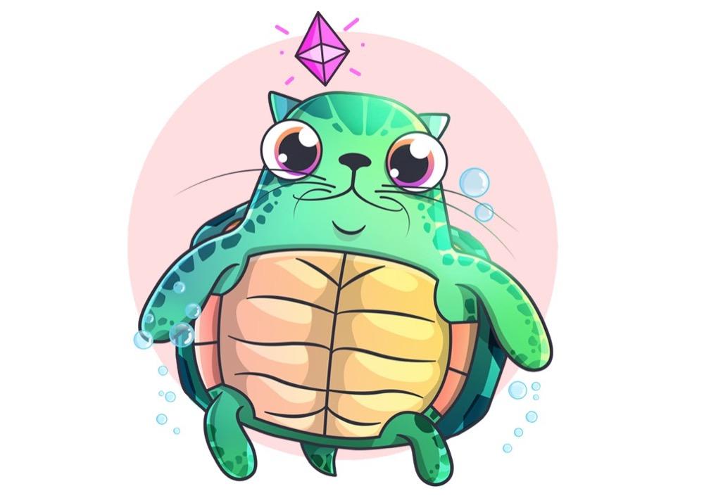 Honu Kitty