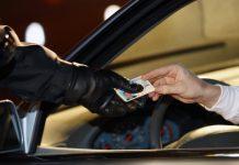 водительская лицензия