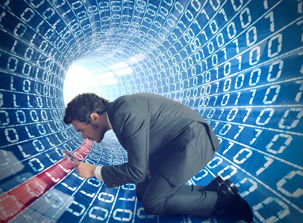 Поток информации картинка