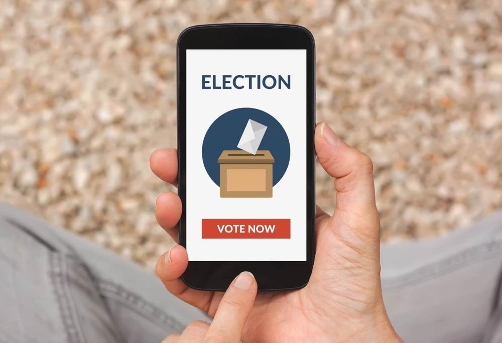 цифровое голосование